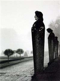 versailles by michael kenna