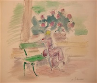an afternoon in the park by henri lebasque