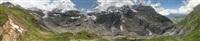 grindelwaldgletscher, rots gufer 1990m – wysseflüö 1381m by hiroyuki masuyama