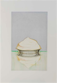 meringue by wayne thiebaud
