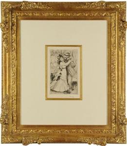 the renoir family by pierre-auguste renoir