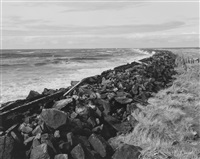 south jetty, clatsop county, oregon by robert adams