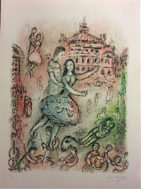 l'opera by marc chagall