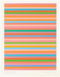rose rose by bridget riley