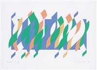 arcadia 7 by bridget riley