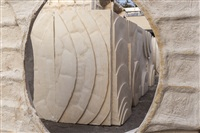 moun room (detail) by thomas houseago