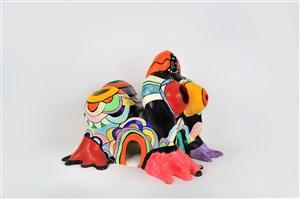 sphinx by niki de saint phalle