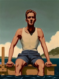 wish i was there, too by kenton nelson