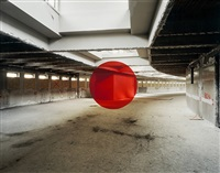 paris by georges rousse