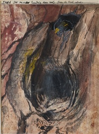 study: tin mine by graham sutherland