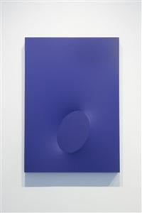 uno ovali blu by turi simeti
