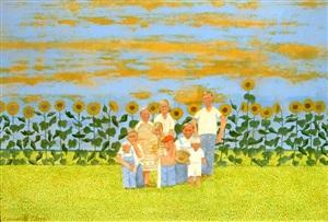 that family by carroll cloar