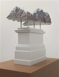 fourth plinth (it's never too late and you can't go back) by mariele neudecker