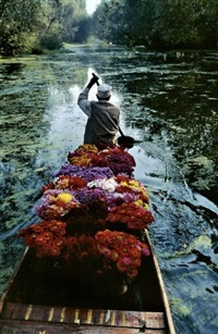 srinager by steve mccurry