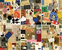 homage to schwitters by peter blake