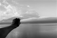 cloudcatcher, vevey switzerland by arno rafael minkkinen