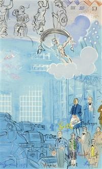 la fee electricite (vi) by raoul dufy