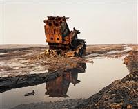 """shipbreaking #36, chittagong, bangladesh"""" by edward burtynsky"""
