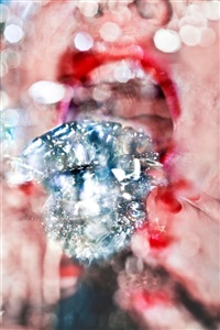 big mac by marilyn minter