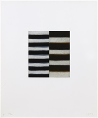 seven mirrors (4) by sean scully