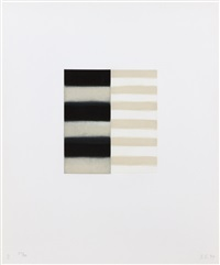 seven mirrors (2) by sean scully