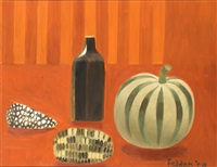 black bottle by mary fedden