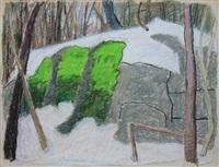 winter green by joseph fiore