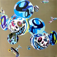 reversal dna by takashi murakami