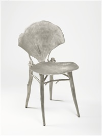 ginkgo (chaise) by claude lalanne