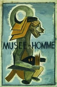 musée de l'homme by wifredo lam