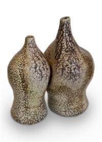 double vase by karen karnes