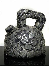 female fetish: teapot by claudia demonte