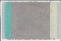 horizontal stripe i-26 by kenneth noland