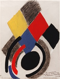 magie des rythmes by sonia delaunay-terk