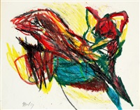 untitled by karel appel