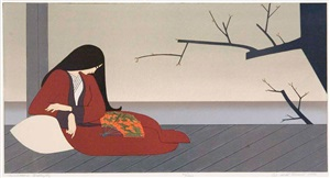 madam butterfly by will barnet