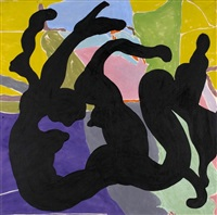 rope dancer #30 by jack roth