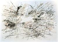 untitled (pulse) by julie mehretu