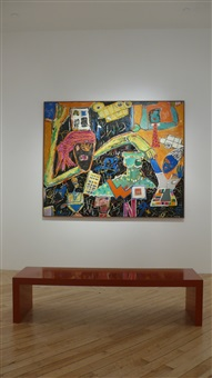 installation view by george j. mcneil