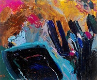 landscape 9/1/70 by george j. mcneil