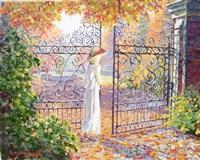 autumn wonder by h. gordon wang