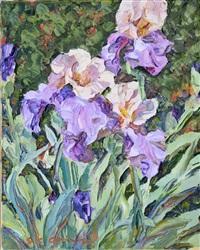 iris by h. gordon wang