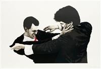 artwork by robert longo