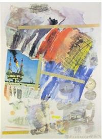 artwork by robert rauschenberg