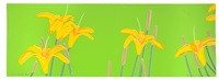 day lillies by alex katz