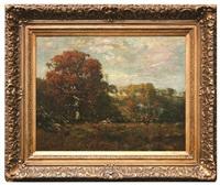 autumnal hues by henry ward ranger