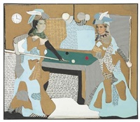 the pool game l-i-81 by conrad marca-relli