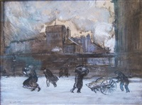 cooper union by everett shinn