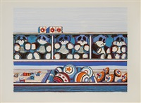 toy counter by wayne thiebaud