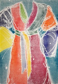 ghost robe by jim dine